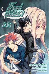 Viz Media's Food Wars: Shokugeki No Soma TPB # 32