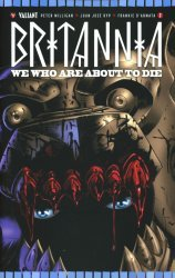 Valiant Entertainment's Britannia: We Who Are About To Die Issue # 2d