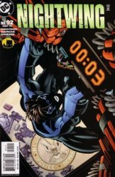 DC Comics's Nightwing Issue # 92