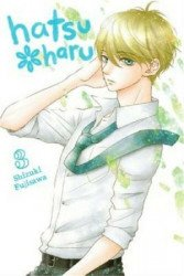 Yen Press's Hatsu-Haru  Soft Cover # 3