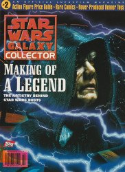 Topps Comics's Star Wars Galaxy Collector Issue # 2