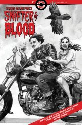 Ahoy Comics's Edgar Allan Poe's Snifter of Blood Issue # 1