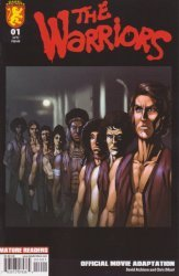Dabel Brothers Productions's The Warriors: Official Movie Adaptation Issue # 1