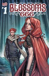 Archie Comics Group's Blossoms 666 Issue # 1