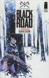 Image's Black Road Issue # 3