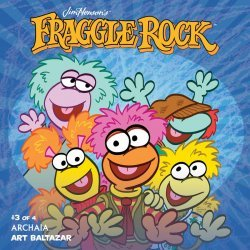Archaia Studios Press's Jim Henson's Fraggle Rock Issue # 3