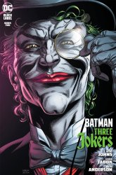 DC Black Label's Batman: Three Jokers Issue # 2f