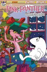 American Mythology's Pink Panther: Pink Winter Special Issue # 1b