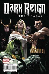 Marvel Comics's Dark Reign: The Cabal Issue # 1