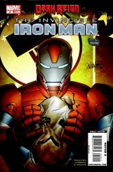 Marvel's Invincible Iron Man Issue # 19