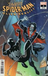Marvel Comics's Symbiote Spider-Man: Alien Reality Issue # 3c
