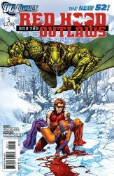 DC Comics's Red Hood and the Outlaws Issue # 5