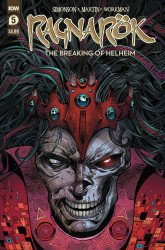 IDW Publishing's Ragnarok: Breaking of Helheim Issue # 5