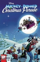 IDW Publishing's Mickey and Donald: Christmas Parade Issue # 2019