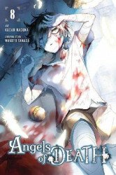 Yen Press's Angels of Death Soft Cover # 8