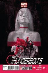 Marvel Comics's Thunderbolts Issue # 6