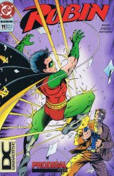 DC Comics's Robin Issue # 11b
