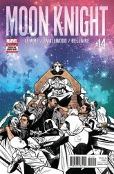 Marvel Comics's Moon Knight Issue # 14