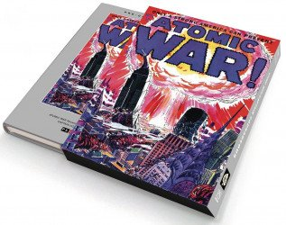 PS Artbooks's Pre-Code Classics: Atomic War! Hard Cover # 1b