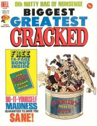 Major Magazines's Biggest Greatest Cracked Issue # 9