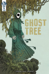 IDW Publishing's Ghost Tree Issue # 1 - 2nd print