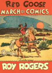 Western Printing Co.'s March of Comics Issue # 35d