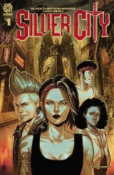 AfterShock Comics's Silver City Issue # 1