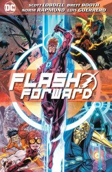 DC Comics's Flash Forward TPB # 1