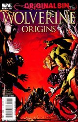 Marvel Comics's Wolverine: Origins Issue # 29