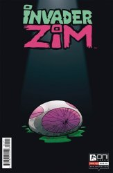 Oni Press's Invader Zim Issue # 25