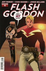 Dynamite Entertainment's Flash Gordon Issue # 6c
