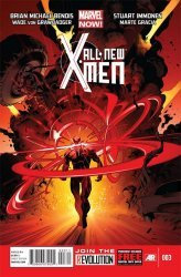 Marvel Comics's All-New X-Men Issue # 3