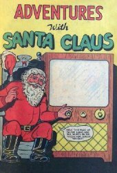 Promotional Publishing's Adventures with Santa Claus Issue nn