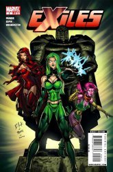 Marvel's Exiles Issue # 2