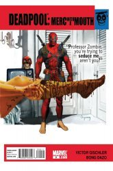 Marvel Comics's Deadpool: Merc with a Mouth Issue # 9