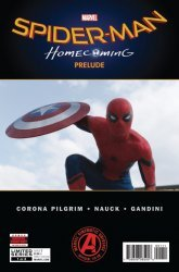 Marvel Comics's Marvel's Spider-Man: Homecoming Prelude Issue # 1