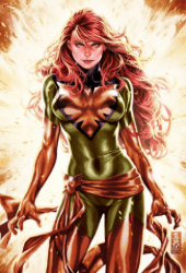 Marvel Comics's Phoenix Resurrection: The Return of Jean Grey Issue # 1brooks-b