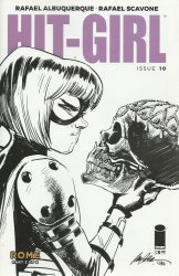 Image Comics's Hit-Girl Issue # 10b
