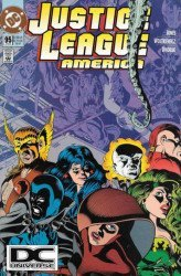 DC Comics's Justice League America Issue # 95b