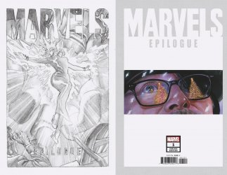 Marvel Comics's Marvels: Epilogue Issue # 1b