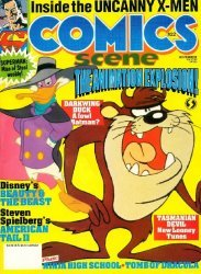 Starlog Group's Comics Scene Issue # 22