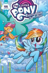 IDW Publishing's My Little Pony: Friendship is Magic Issue # 96ri