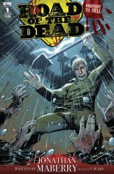 IDW Publishing's Road of The Dead: Highway to Hell Issue # 1b
