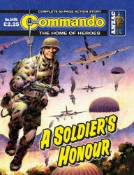 D.C. Thomson & Co.'s Commando: For Action and Adventure Issue # 5435