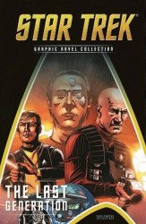 Eaglemoss Publications Ltd.'s Star Trek: Graphic Novel Collection Hard Cover # 76