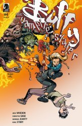 Dark Horse Comics's Buffy The Vampire Slayer: Season 12 - The Reckoning Issue # 4b