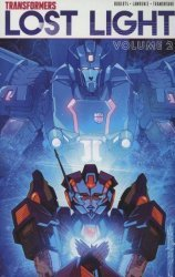 IDW Publishing's Transformers: Lost Light TPB # 2