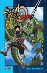 Kodansha Comics's Monster Hunter Orage Soft Cover # 1