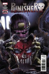Marvel Comics's The Punisher Issue # 226