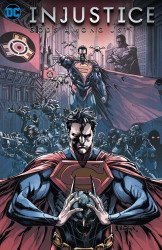 DC Comics's Injustice: Gods Among Us - Omnibus Hard Cover # 1